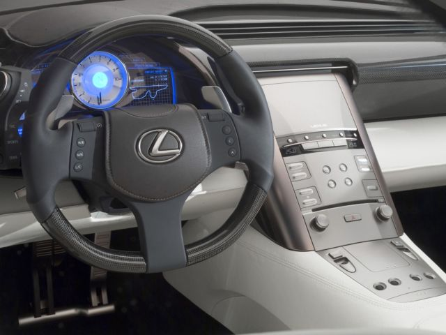 Ремонт и техническое обслуживание Lexus (Лексус)
