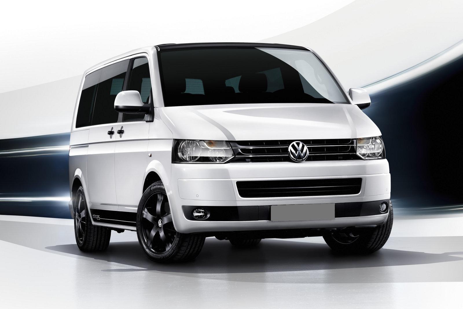 Сервис и ремонт Volkswagen Multivan
