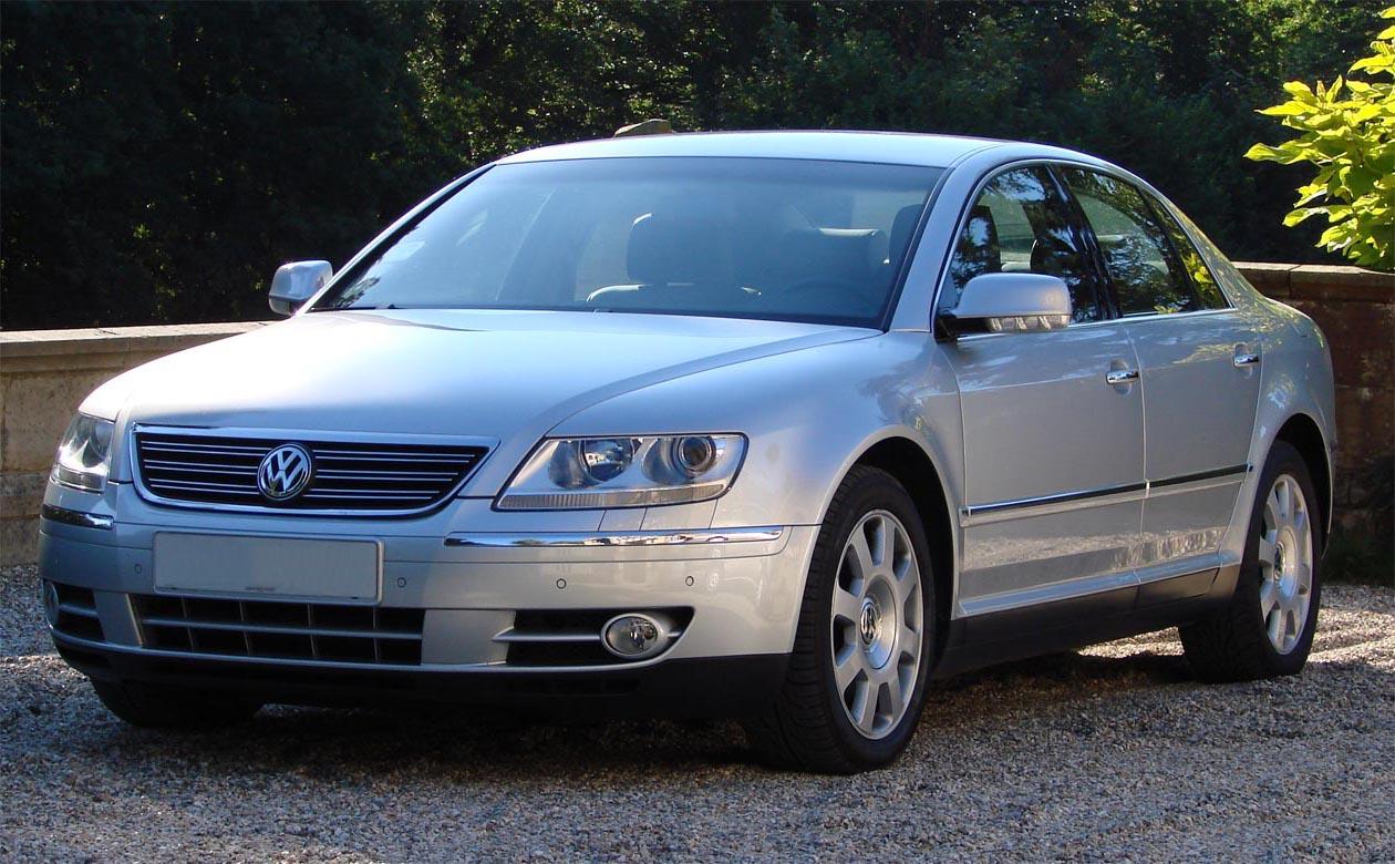 Сервис и ремонт Volkswagen Phaeton