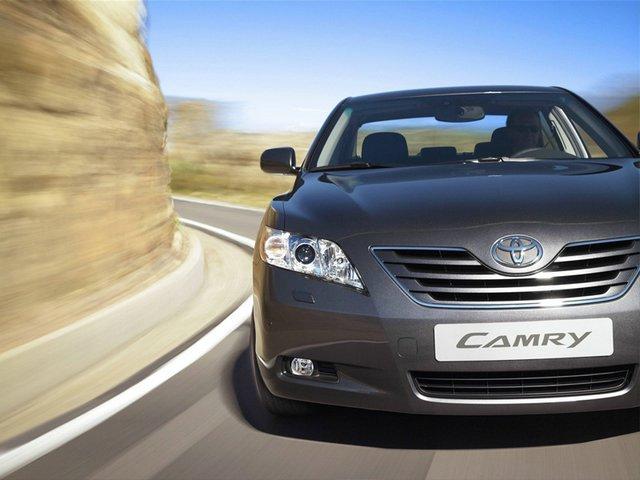 Ремонт Toyota Camry (Тойота Камри)