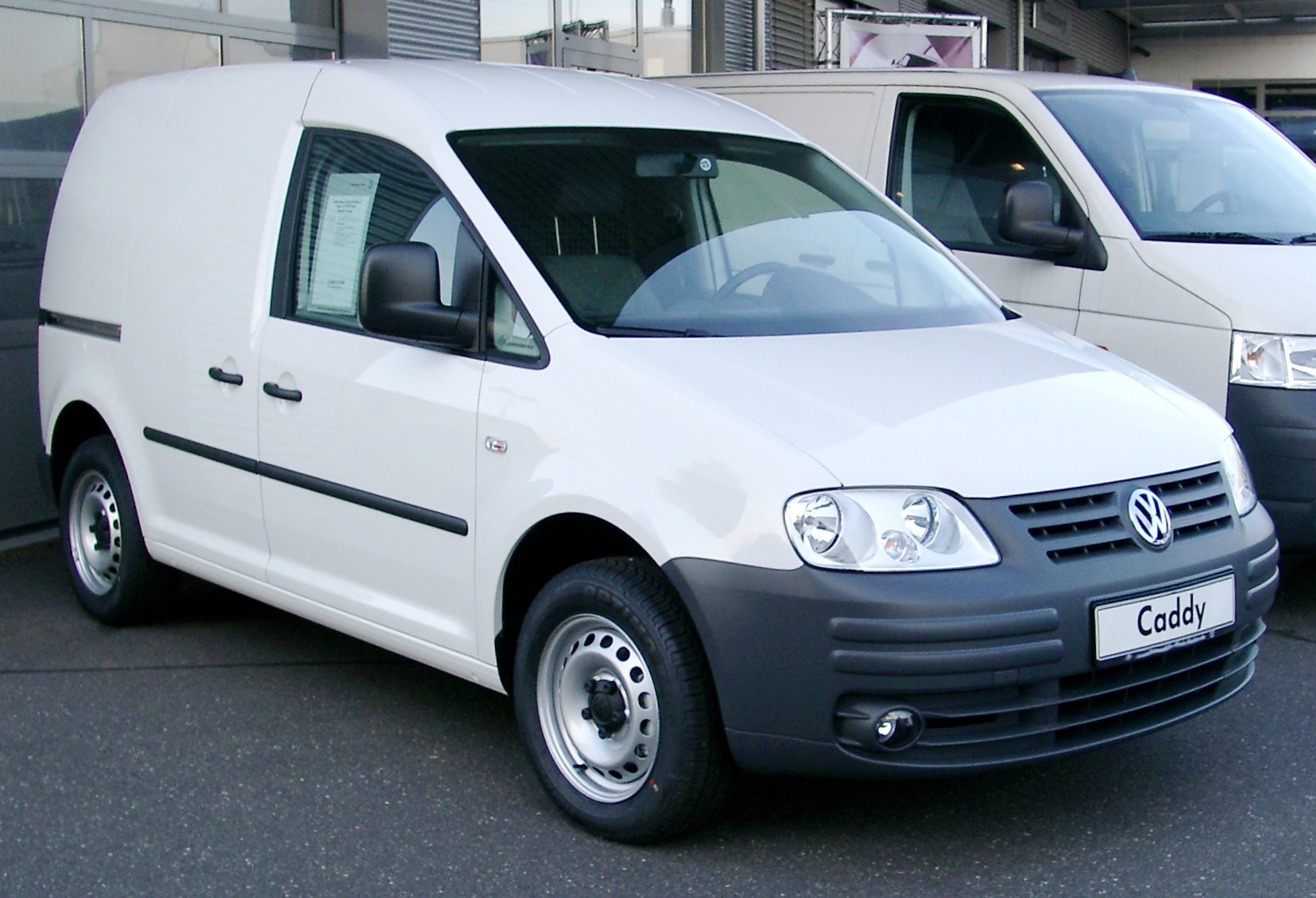 Ремонт и сервис Volkswagen Caddy