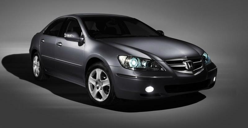 Ремонт Honda Legend (Хонда Легенд)