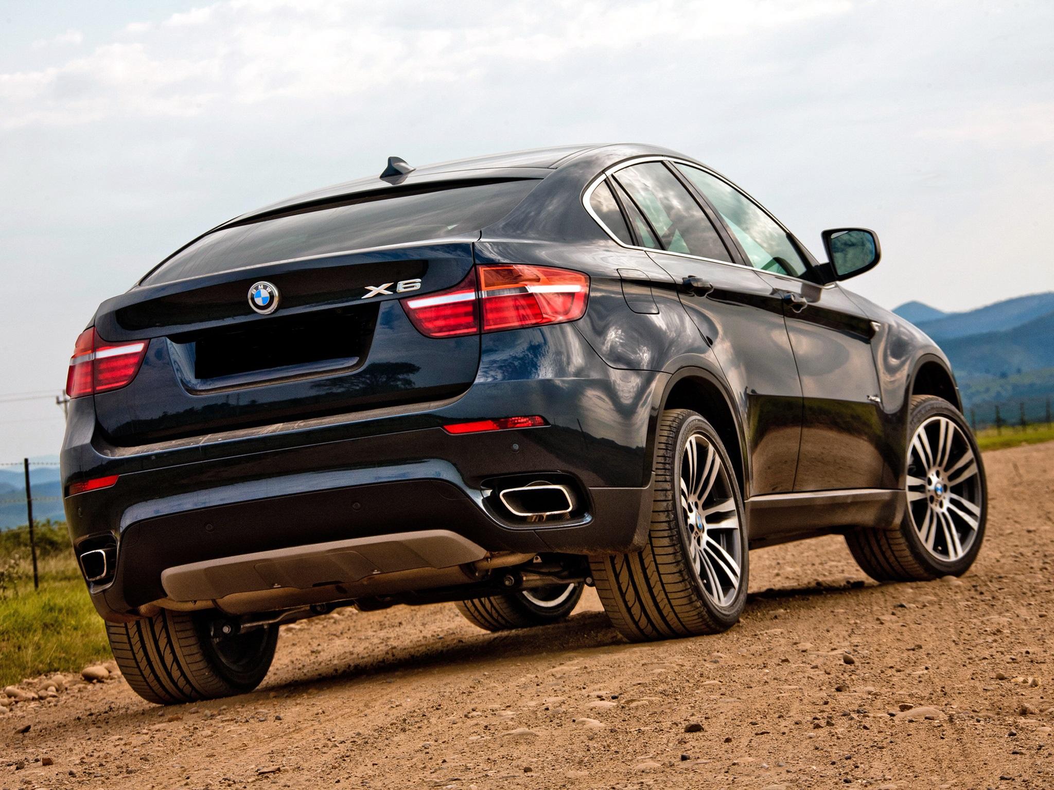 Сервис и ремонт BMW x6 (БМВ х6)