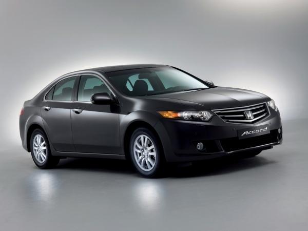 Ремонт Honda Accord (Хонда Аккорд)