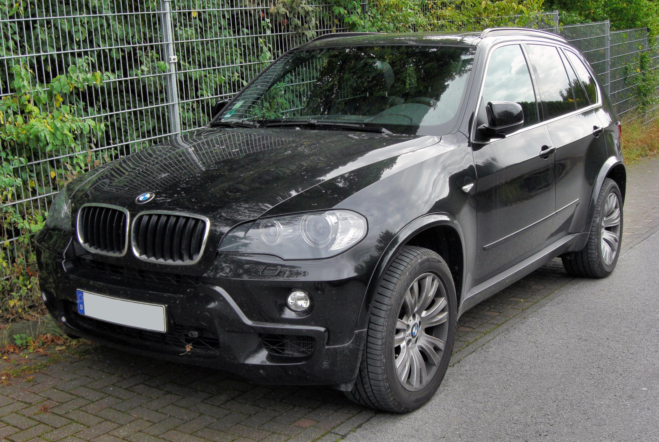Сервис и ремонт BMW x5