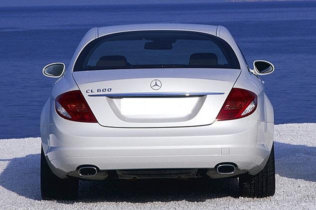 Сервис и ремонт Mercedes Cl (Мерседес Cl)