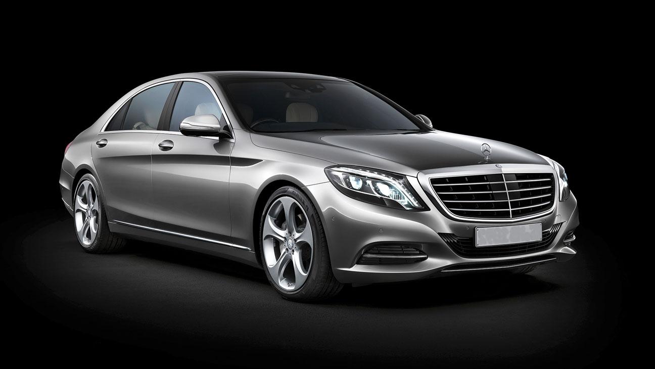 Сервис и ремонт Mercedes S (Мерседес S)