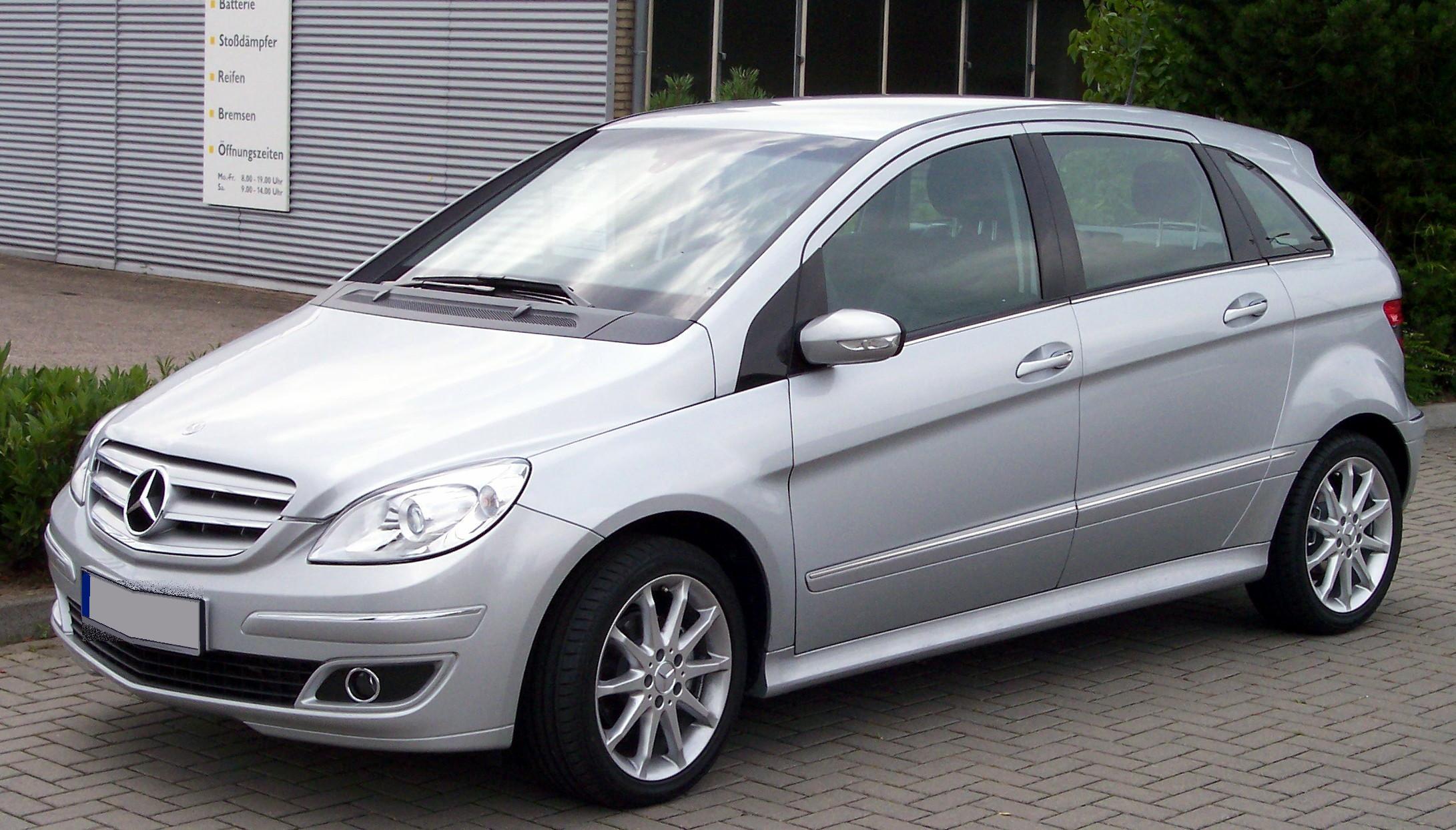 Сервис и ремонт Mercedes B (Мерседес В)