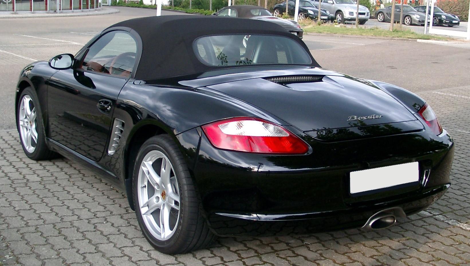 Сервис и ремонт Порше Бокстер (Porsche Boxster)