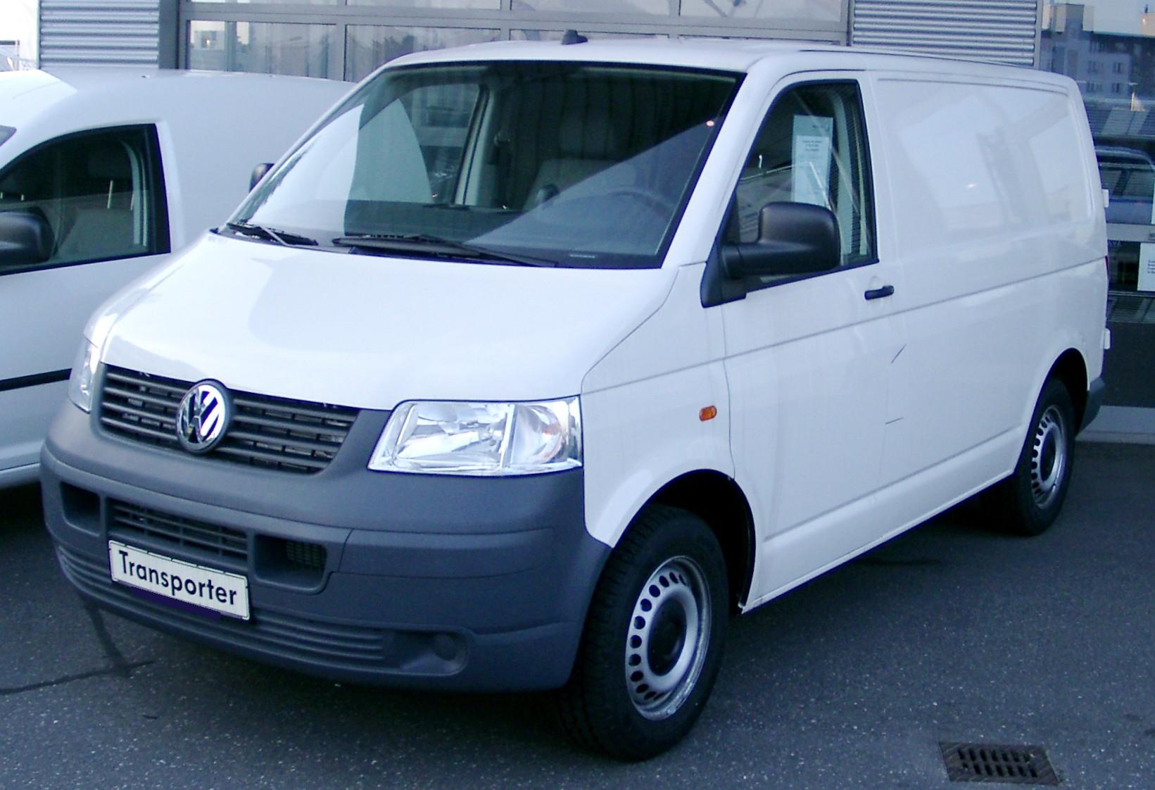 Сервис и ремонт Volkswagen Transporter
